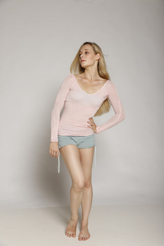 Stretch '03' Ballerina Top