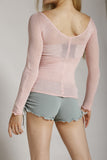 Stretch KD03™ Ballerina Top