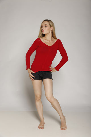 Original '03' Ballerina Top (Center Seam)