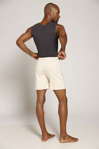 Supima Drawstring Short