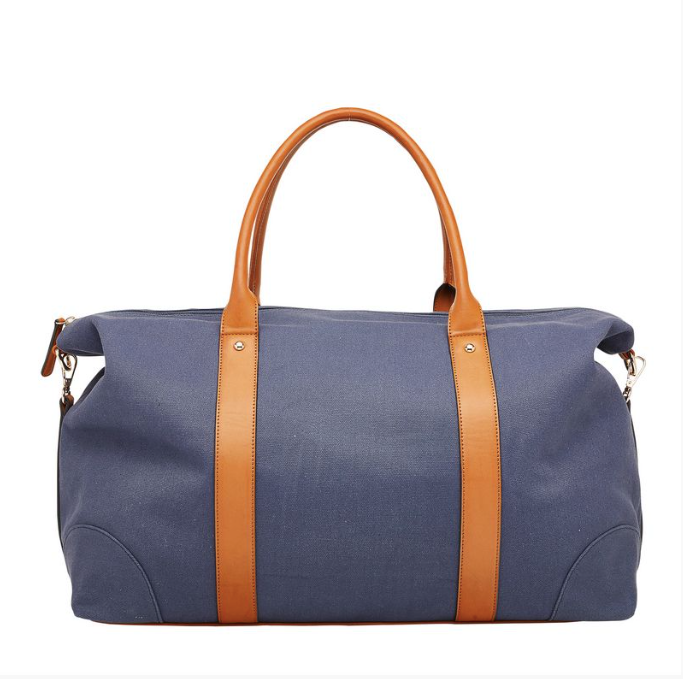 LOUENHIDE ALEXIS CANVAS STEEL BLUE
