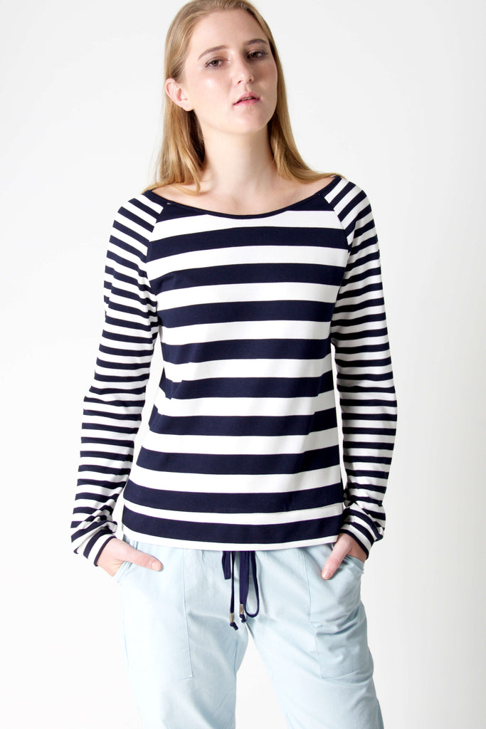 CHANDIAL SWEATER STRIPE