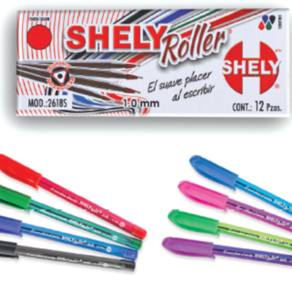 Shely Roller / Oficina