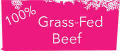 100% Grass-Fed Beef