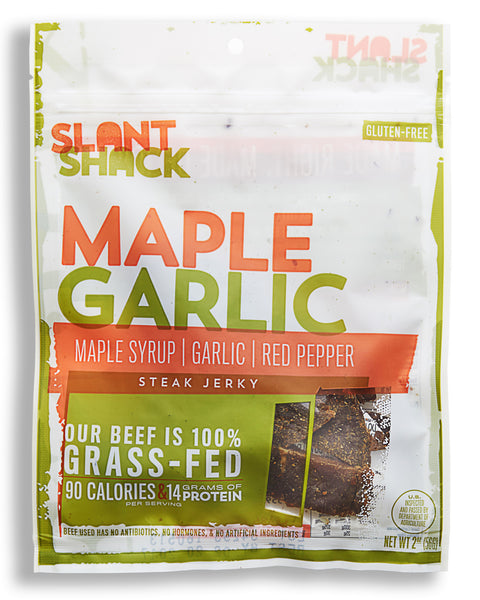 Maple Garlic / Case Pack