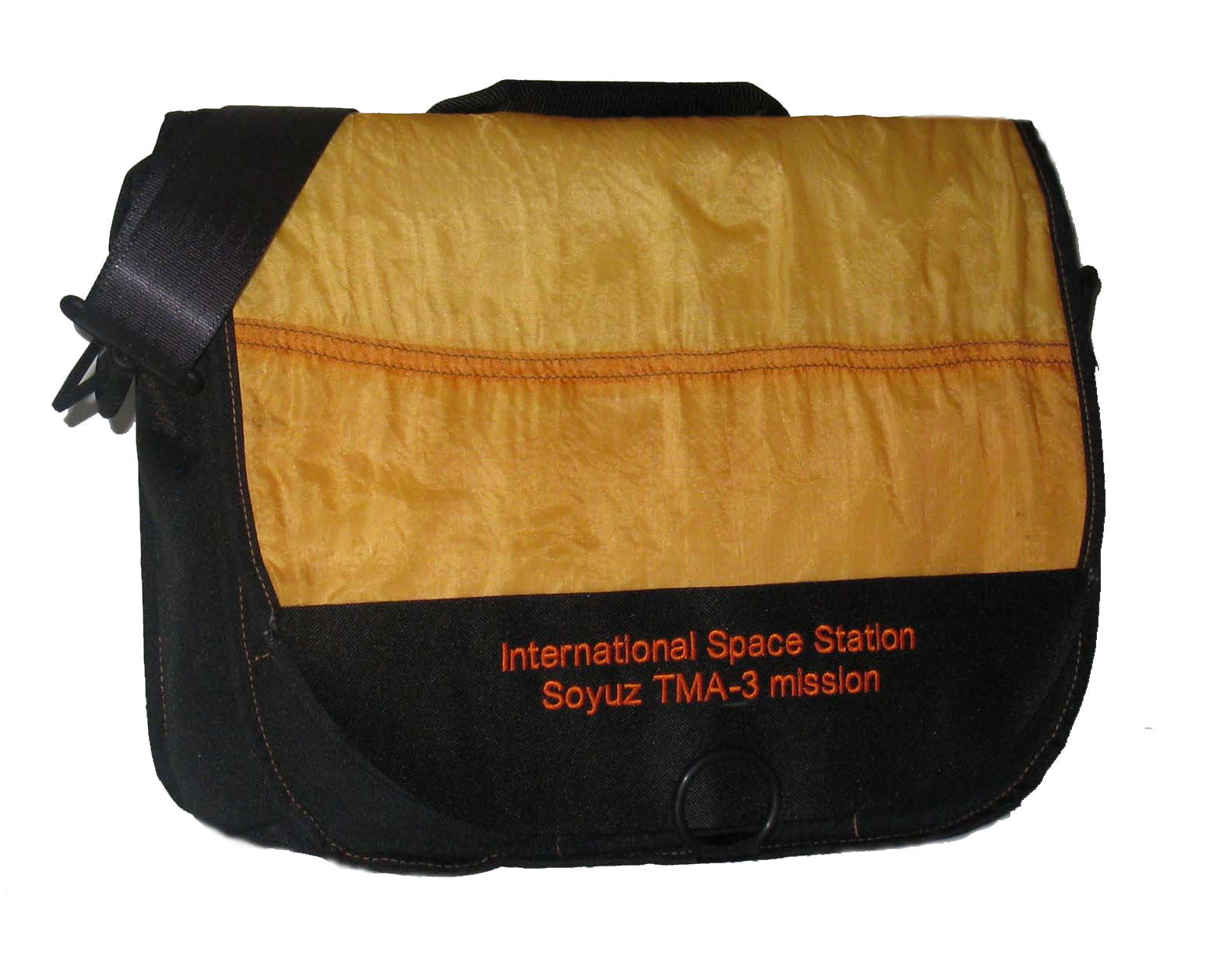 Soyuz ISS  Laptop bag Orange