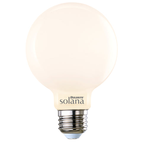 Bulbrite 293121 SL5WG25/90/W/MK/1P SMART LED WIFI BULB 5.5W G25 90CRI WHITE LIGHT MILKY 60W EQUIVALENT