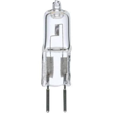 20W 12V T3 GY6.35 Halogen Clear Bulb by Satco Lighting S4197