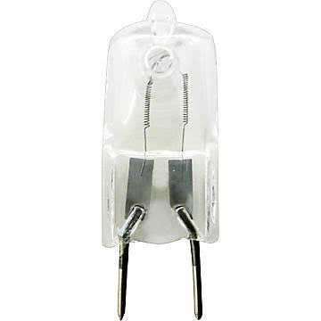 Bulbrite 655021 Q20GY8/120 20W GY8 Bi Pin Base Single Ended Halogen Light