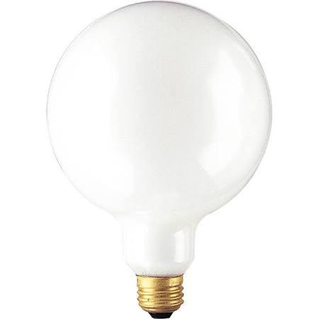 Bulbrite 351060 60G40CL 60W G40 GLOBE CLEAR