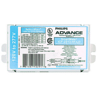 Advance Icf-2S13-H1-Ld-K (2)13W CFL 4PN
