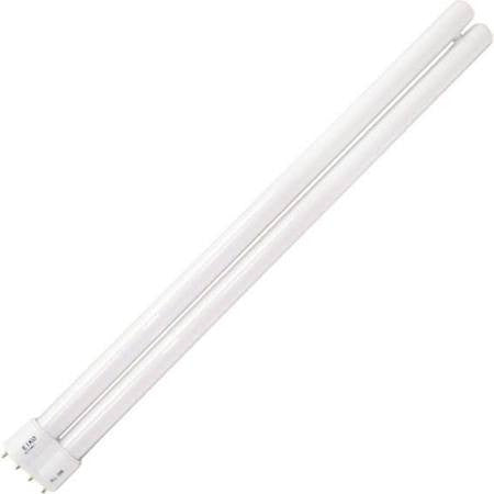 Eiko 49298 DT40/30/RS 40W Duo-Tube 3000K 2G11 Base CFL