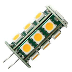 Halco 80690 JC20/2WW/LED LED  JC 2.4W 10-18V 3000K
