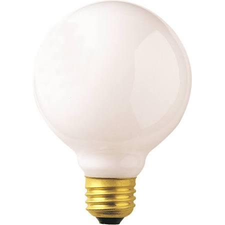 Bulbrite 393104 40G25CL2 40-Watt Incandescent G25 Clear Bulb