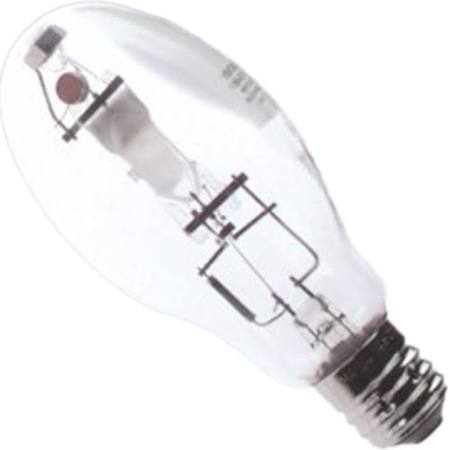 250 Watt ED-28 Metal Halide Bulbs, Clear -Plusrite 1017