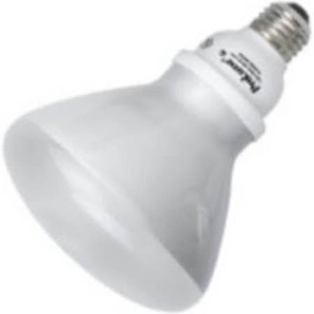 Halco 46210 CFL23/27/R40 23 Watt R40 CFL Reflector Flood 2700K Medium Base - OBSOLETE NOW BULBRITE
