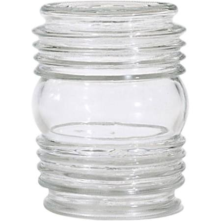 Satco 50-114 Clear Porch Globe