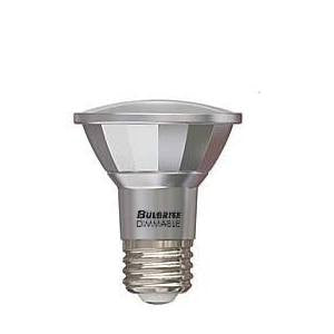 Bulbrite LED PAR20 7W Dimmable Outdoor Rated 3000K Soft White 25D 1PK (772714)