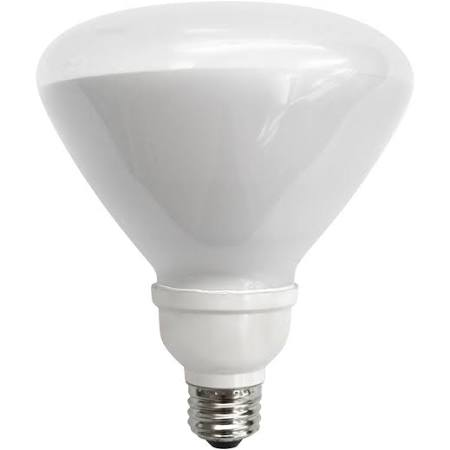 TCP 1R4023 R40 CFL Flood 23 Watt 120 Volt 2700K - NOW Bulbrite 511500