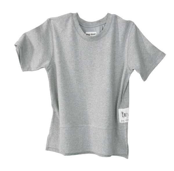 Childrens Alresford Tee in Grey