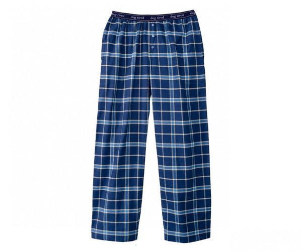 Womens Verwood Pyjama Set in Blue