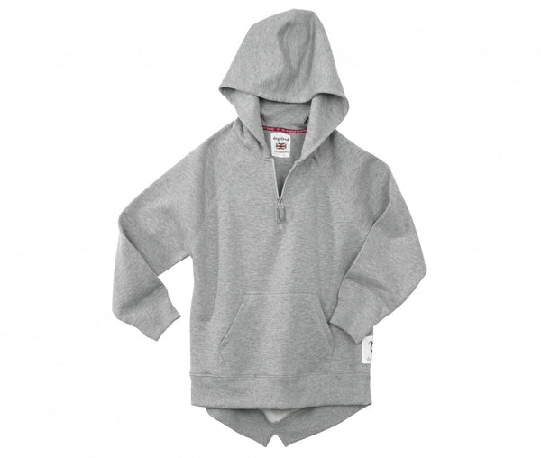 Womens Breakfast Hoody in Grey