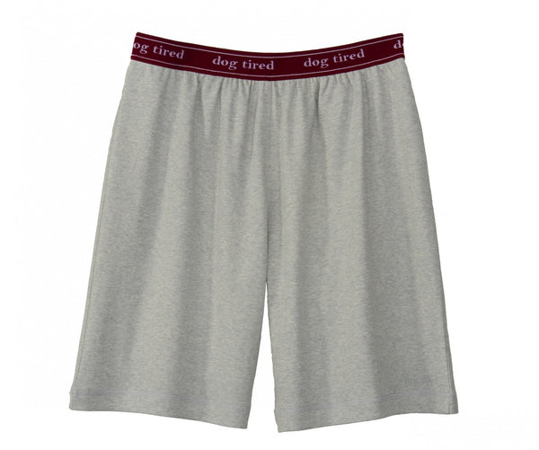Mens Radley Pyjama Shorts in Grey