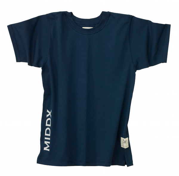Adults Middlesex County Nightshirt in Navy