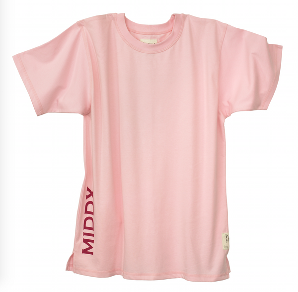 Womens Middlesex County Nightshirt in Pink