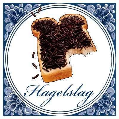Hagelslag, Chocolate Sprinkles