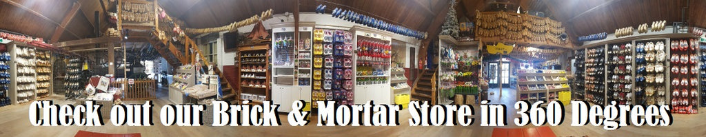 Check out our Brick and Mortar Shop in 360 degrees