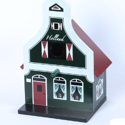 dutch birdhouses