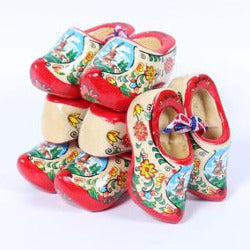 small souvenir clogs