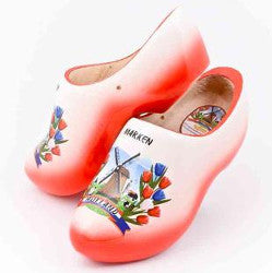 wooden shoes marken