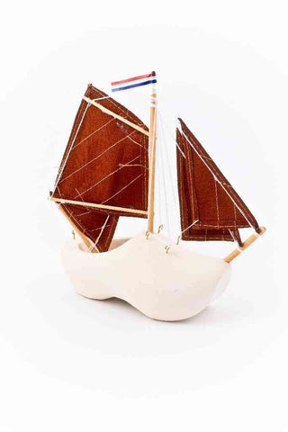 Wooden Shoe Boat Small