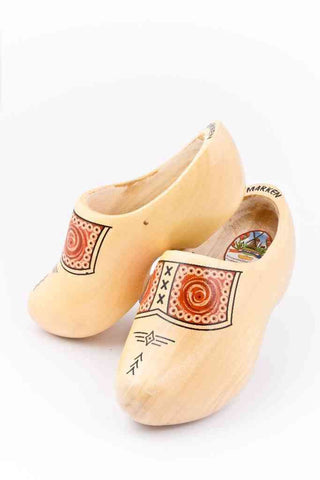 Wooden Shoes Traditional Style