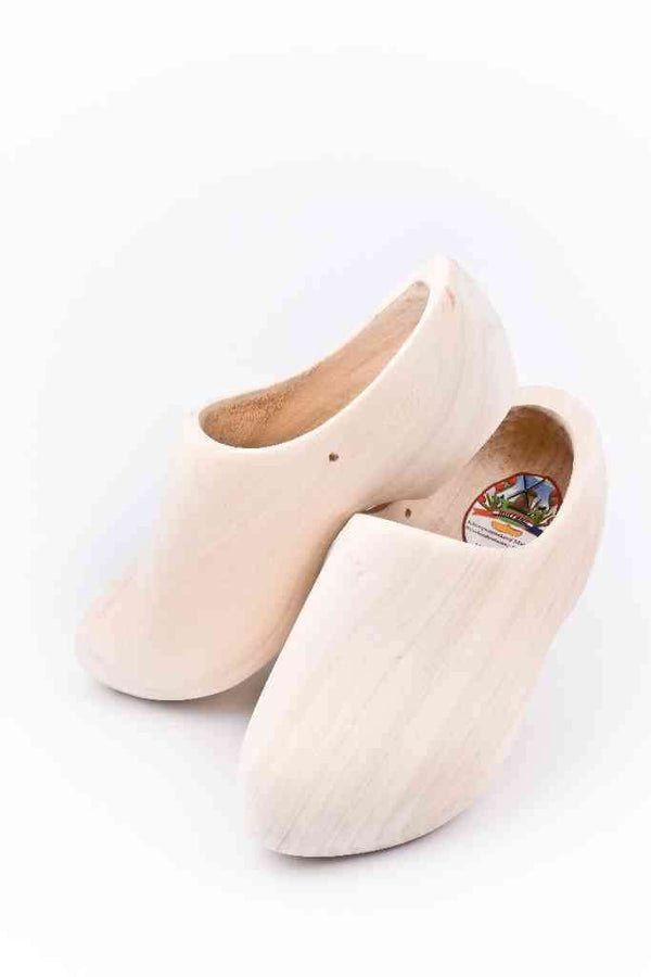 Wooden Shoes Plain - Woodenshoefactory Marken
