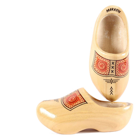 Wooden Shoes Traditional Design