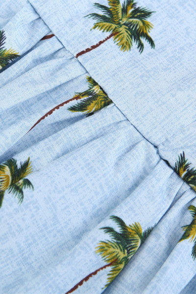 Coconut Palm Cute Retro Sundress