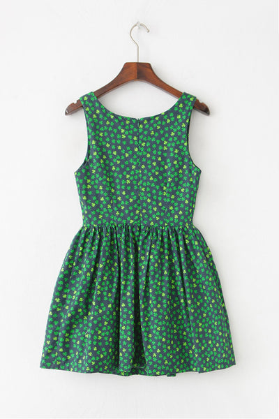 Little Clover Cute Retro Sundress