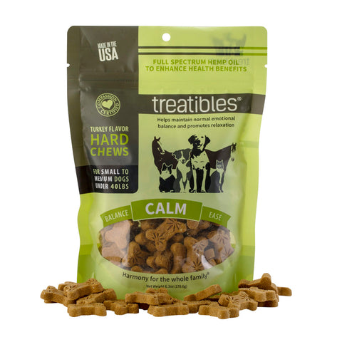 Treatibles® | Small | Turkey Grain Free Chews