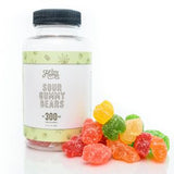 The Georgia Hemp Company | 10 mg CBD Sour Gummy Bears (30 Ct.)
