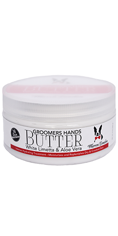 8 oz. Warren London | Groomer's Hand Butter
