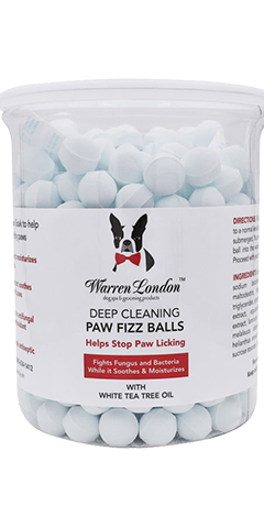 Warren London 300 Count Deep Cleaning Paw Fizz Balls