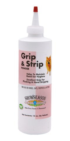 16 oz. Grip & Strip | Pet Ear Powder