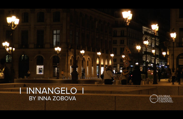INNANGELO designer speaks about the inspiration, fashion, style.