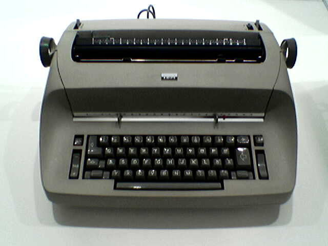 Why I think IBM Selectrics Are the Best Electric Typewriter Ever Made