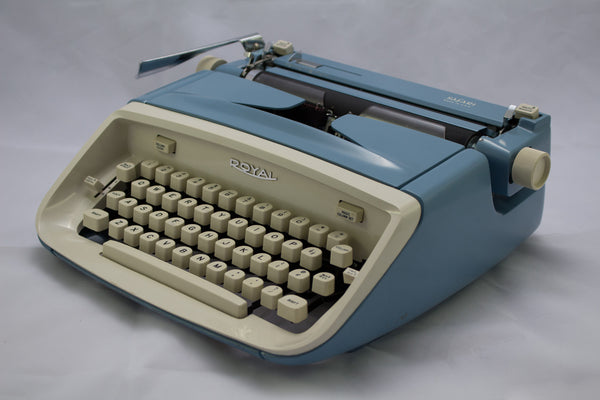 Commission a Vintage Portable Refurbished Typewriter