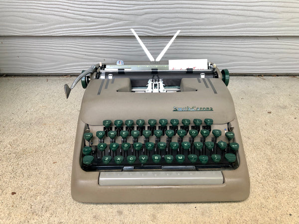 *Refurbished Smith-Corona Silent Typewriter with Warranty