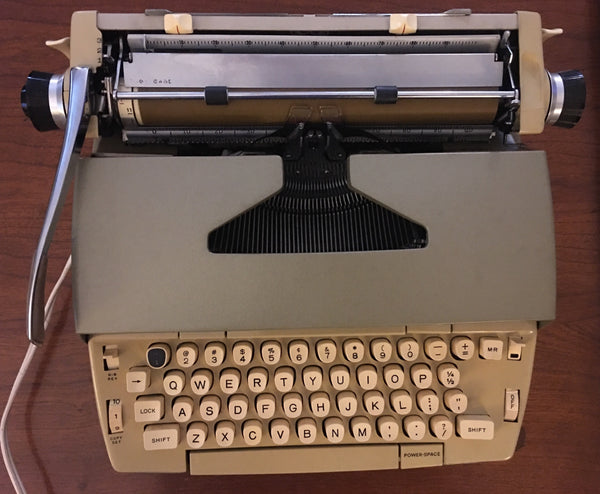 Smith-Corona Electra 110 Electric Typewriter